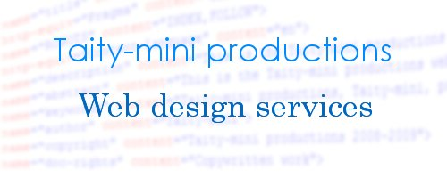 Taity-mini production's logo